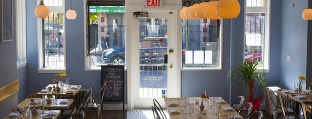 Le Fond is one of Brooklyn Restos.