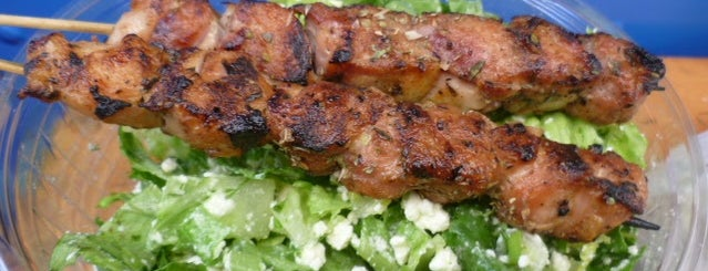 Souvlaki GR is one of Where To Find The Best Greek Food In NYC.