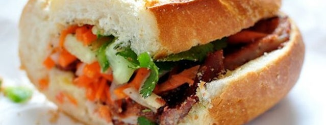 Hanco's Bubble Tea & Vietnamese Sandwich is one of cobble hill 4 dan.