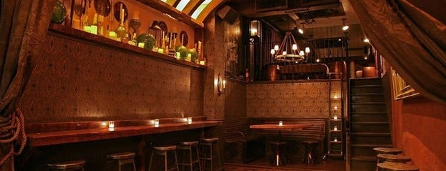 The Folly is one of Noho & Soho Drinks.