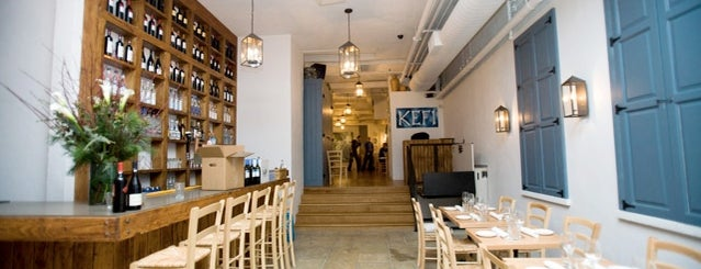 Kefi is one of Where To Find The Best Greek Food In NYC.