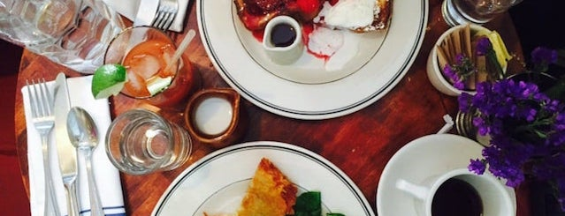 Table d'Hote is one of The 16 Best Underrated Brunch Spots In NYC.