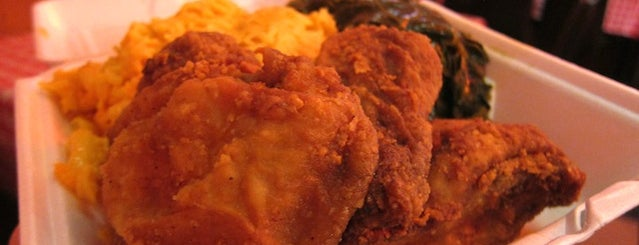 Charles' Country Pan Fried Chicken is one of The 11 Best All-You-Can-Eat Deals In NYC.