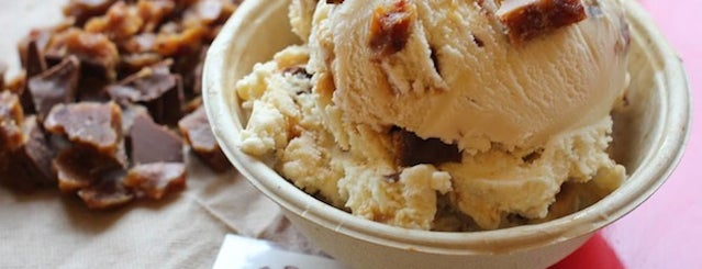 Ample Hills Creamery is one of Bucket List Desserts.