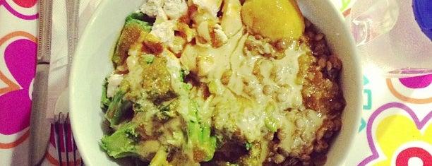 Natural Salads is one of Ruta de cafés, sandwich, almuerzos.