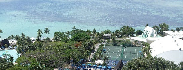Pacific Islands Club Guam is one of world best hotels.