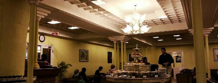 RB Executive Lounge, Dhaka Hazrat Shahjalal International Airport is one of Metin 님이 좋아한 장소.