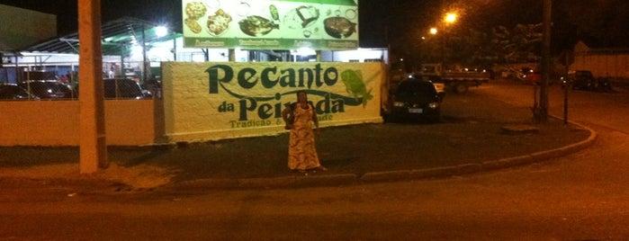 Recanto da Peixada is one of สถานที่ที่ Daniel ถูกใจ.