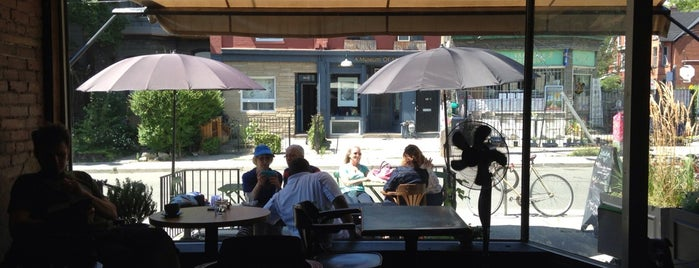 Balluchon Cafe is one of Indie Coffee Shops in Toronto.