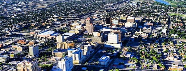 City of Albuquerque is one of Most Populous Cities in the United States.