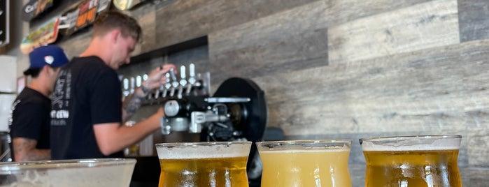 Riip Beer Co. is one of Orange County.