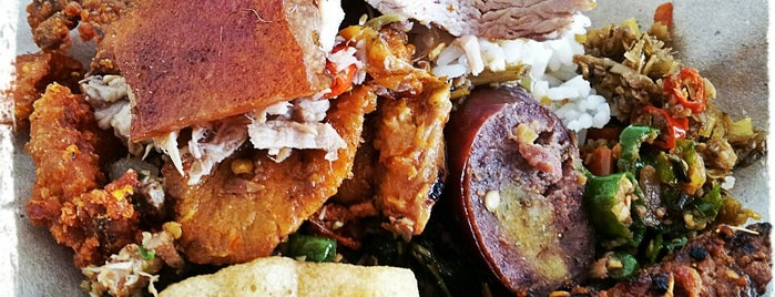 Warung Babi Guling Pak Malen is one of Must-visit Food in Bali.