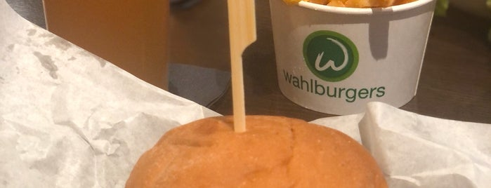 Wahlburgers is one of Indian to try.