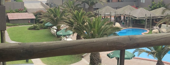 La Serena Club Resort Hotel is one of ettas 님이 좋아한 장소.