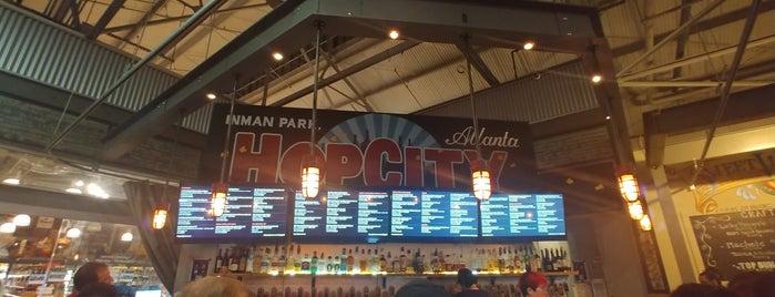 Hop City is one of Orte, die Allison gefallen.