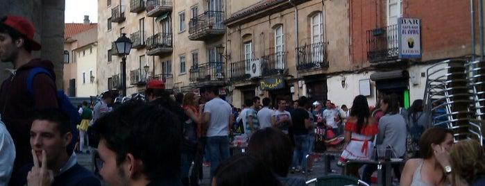 Bar Segundo is one of Manu02.
