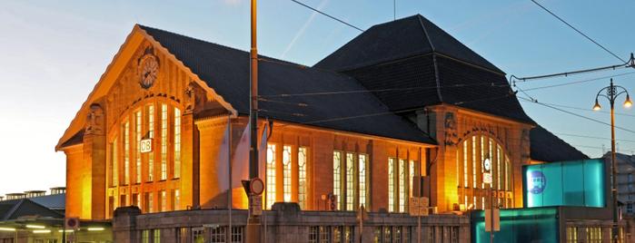 Darmstadt Hauptbahnhof is one of Darmstadt - must visit.