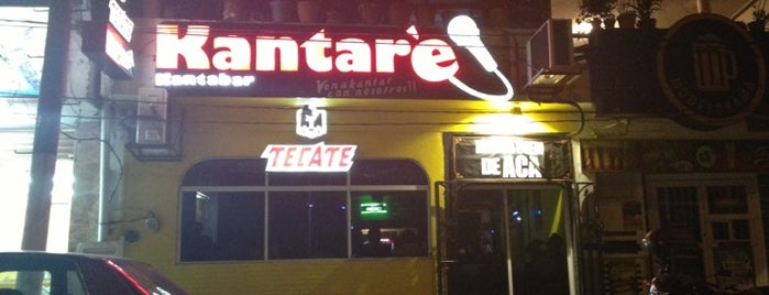 Kantare is one of drinks.