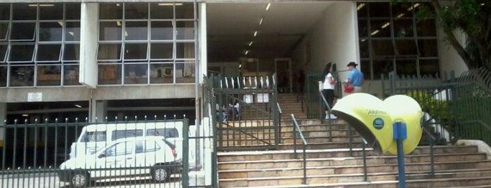 Fórum Regional de Pinheiros is one of Lugares que quero conhecer/Voltar.