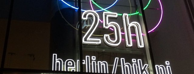 25hours Hotel Bikini Berlin is one of Best of Berlin.