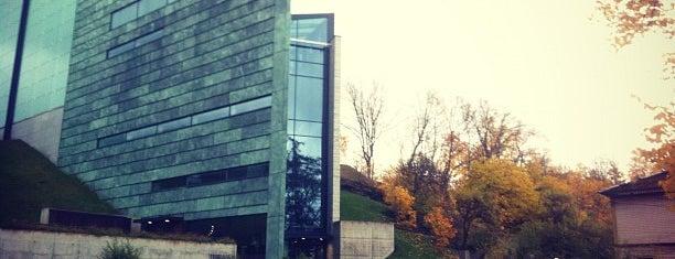 Kumu kunstimuuseum is one of Eesti.