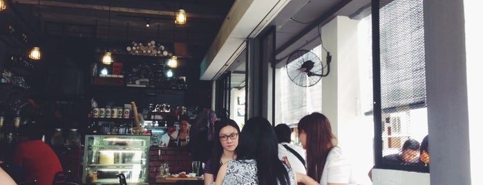 I Am Cafe is one of Posti che sono piaciuti a Ian.