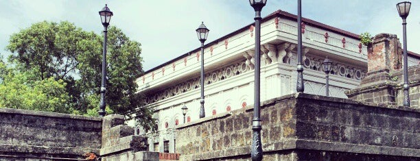 Intramuros is one of Philippines.