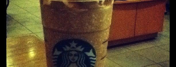 Starbucks is one of Barry : понравившиеся места.