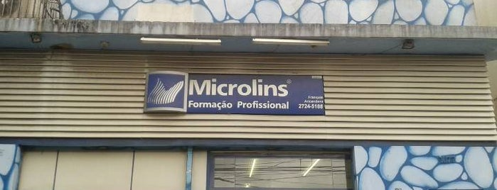 Microlins is one of Keylaさんのお気に入りスポット.