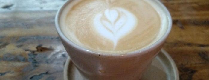 Pigeonhole coffee is one of (South) Jakarta Coffee Manual 2016.