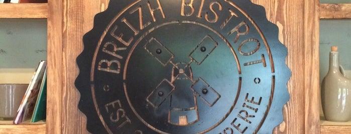 Breizh Bistrot is one of La Marsa.