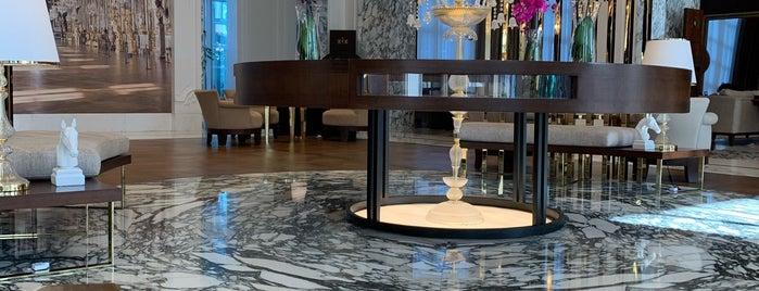Kaya Palazzo Hotel & Casino is one of CYPRUS.