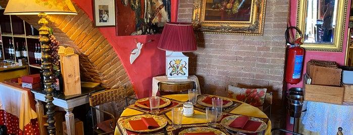 Ristorante Degli Archi is one of Italia 🇮🇹 🍝.