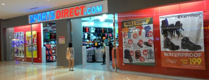 SPORTSDIRECT.COM is one of สถานที่ที่บันทึกไว้ของ Hayo.