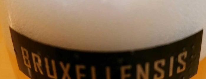 Brasserie de la Senne is one of Beer / Ratebeer's Top 100 Brewers [2020].