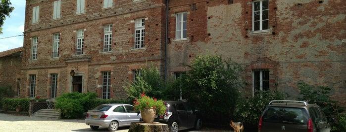 Chateau Lastours is one of สถานที่ที่ Michael ถูกใจ.
