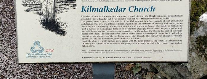 Kilmalkedar Monastic Settlement is one of Celts.