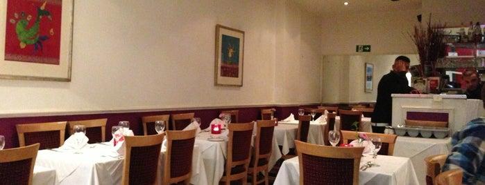 Regency Indian Restaurant is one of Lenur : понравившиеся места.