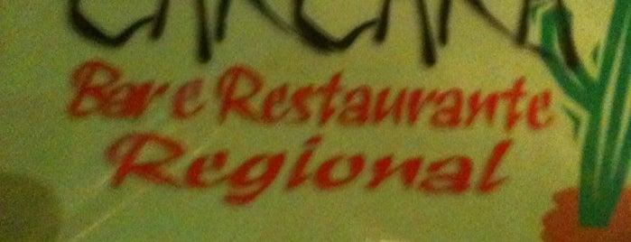 Restaurante Carcará is one of Restaurantes e Bares.