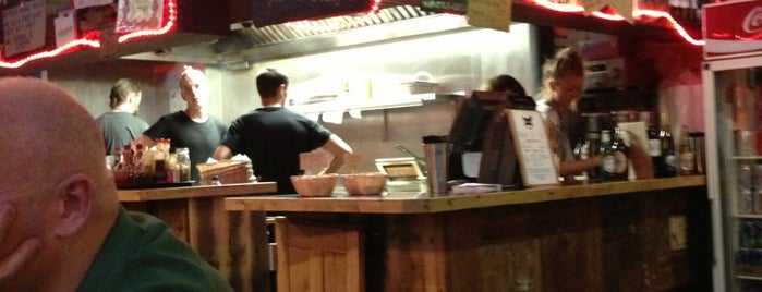 Tommi's Burger Joint is one of london list.