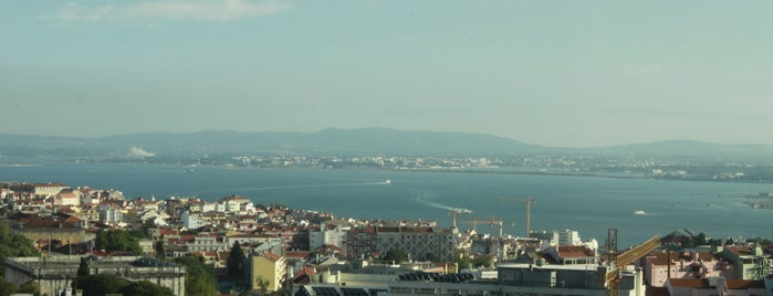 EPIC SANA Lisboa Hotel is one of Lazer.