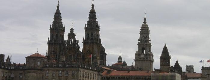 Santiago de Compostela is one of Adoro.