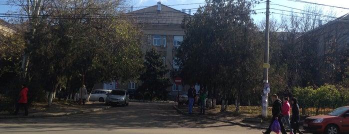 Родильный Дом (Роддом) №2 / Maternity hospital #2 is one of СтареENький Город.