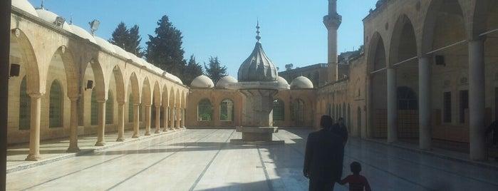 Hz. İbrahimin Doğduğu Mağara is one of Şanlıurfa.