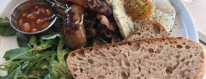 Bread Yard is one of Lugares favoritos de Tino.