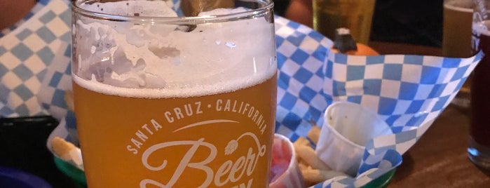 Beer Thirty is one of Santa Cruz awesome spots.