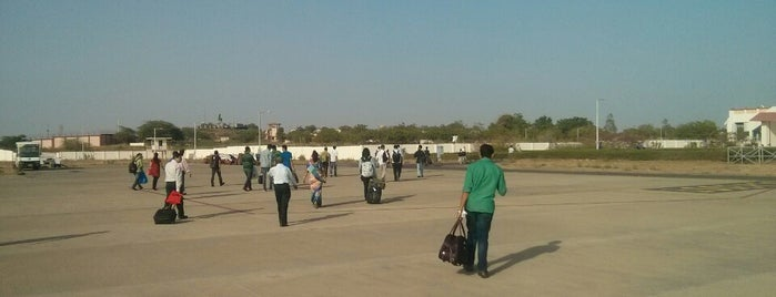 Rudra Mata Airport is one of Airports of the World.