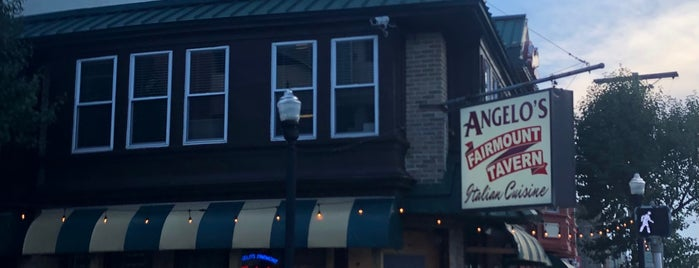 Angelo's Fairmount Tavern is one of A City Called Atlantic.