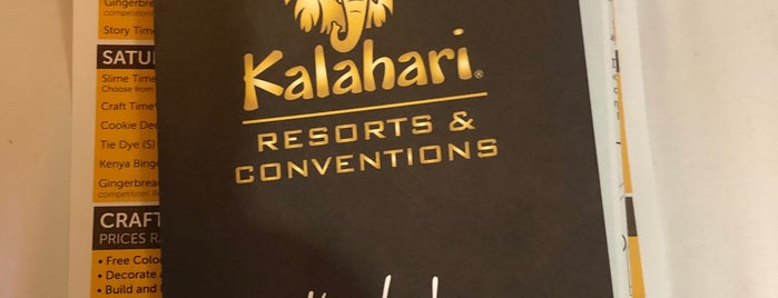 Kalahari Resorts Poconos is one of Lizzieさんの保存済みスポット.