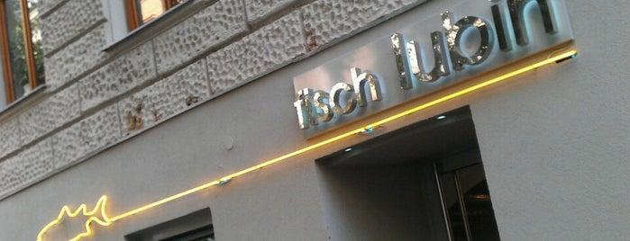 Restaurant Lubin is one of Vienna.